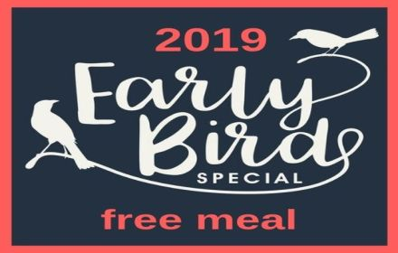 2019 early bird site internet